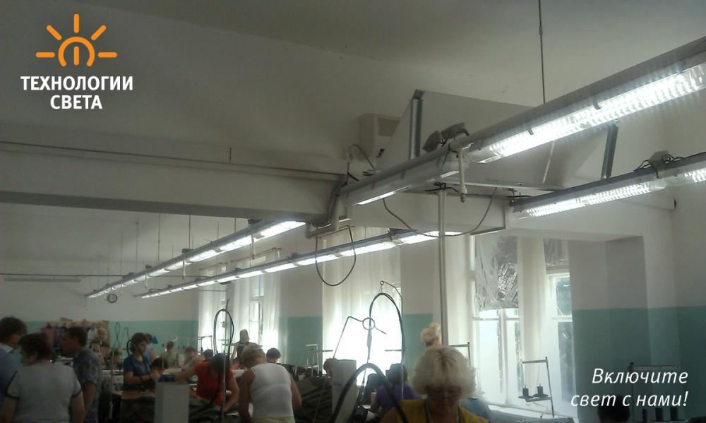 Производственно-швейное объединение ''Южанка''